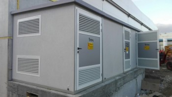 Transformer Substation 2x1000kVA